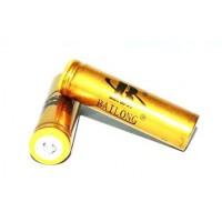 Аккумулятор Li-Ion Bailong 3.7V 18650 (Gold)