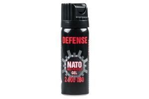 Газовый баллончик Defence Nato Gel