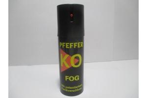 Газовый баллончик Pfeffer KO FOG Replica