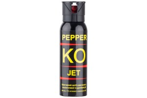 Газовый баллончик Pepper KO Jet 100 ml