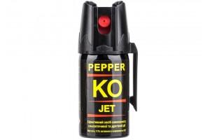 Газовый баллончик Pepper KO Jet 40 ml
