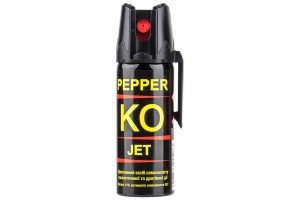 Газовый баллончик Pepper KO Jet 50 ml