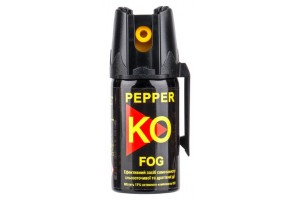 Газовый баллончик Pepper KO FOG 40 ml. Лучшая цена!