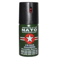 Газовый баллончик NATO 40 ml