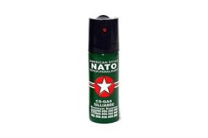 Газовый баллончик NATO 60 ml