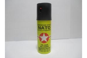 Газовый баллончик NATO American Style 60 ml