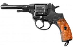 """Револьвер Флобера Собр Наган """"Гром"""""""