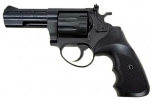 Револьвер Флобера ME 38 Magnum 4R (черный / пластик)