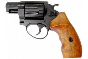 Револьвер Флобера ME 38 Pocket 4R (черный / дерево)
