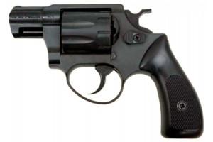 Револьвер Флобера ME 38 Pocket 4R (черный / пластик)