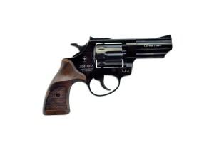 """ZBROIA. Револьвер флобера PROFI-3"""" (чёрный / Pocket)"""