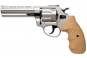 "ZBROIA. Револьвер флобера PROFI-4.5"" (сатин / дерево)"