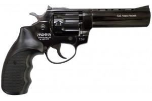 """ZBROIA. Револьвер флобера PROFI-4.5"""" (чёрный / пластик)"""