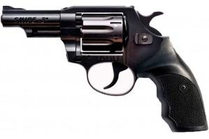 "ZBROIA. Револьвер Флобера SNIPE-3"" (пластик)"