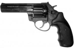 """Револьвер Флобера Meydan Trooper 4.5"""" (черный / пластик)"""