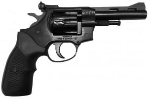"""Револьвер Флобера Weihrauch HW 4 4"""" (рукоять пластик)"""