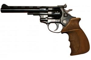 "Револьвер Флобера Weihrauch HW 4 6"" (рукоять дерево)"